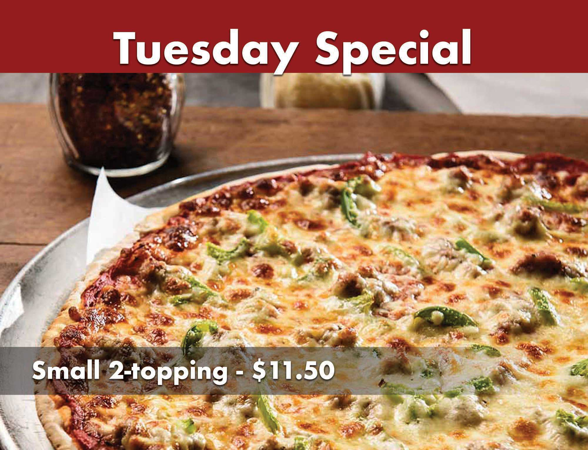 Tuesday special 4